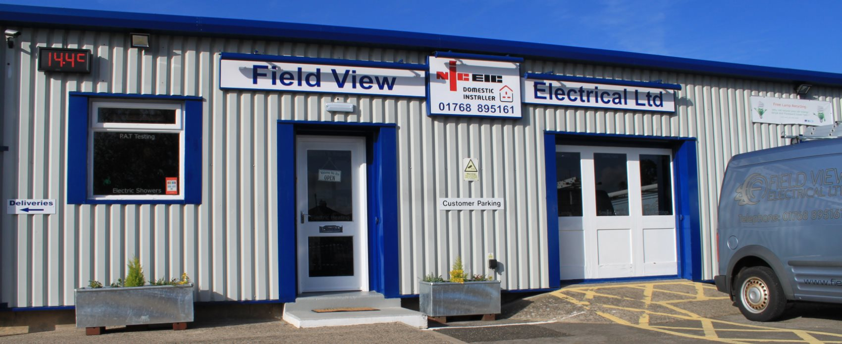 About Field View Electrical Contractors in Penrith, Cumbria