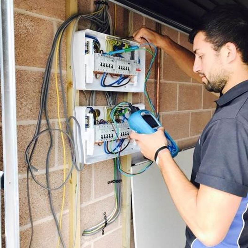 Electrical Contractor in Penrith, Cumbria