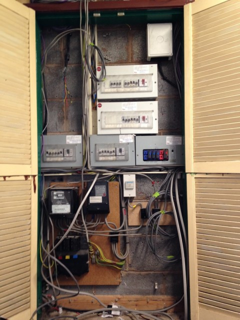 What is an EICR  - Electrical Inspection Condition Report.