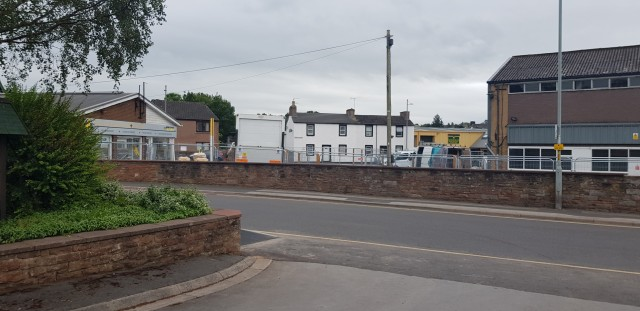 The Changing Face of Old London Road Penrith.......